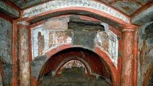 Alla scoperta dei santi romani